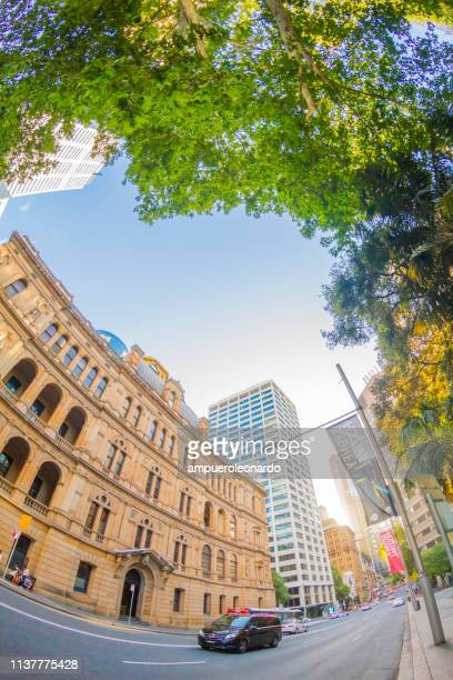 sydney cbd downtown - local government building stock pictures, royalty-free photos & images