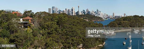 Sydney CBD, Harbor & Greenwich foreshore