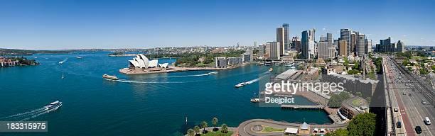 Sydney City Skyline in Australia