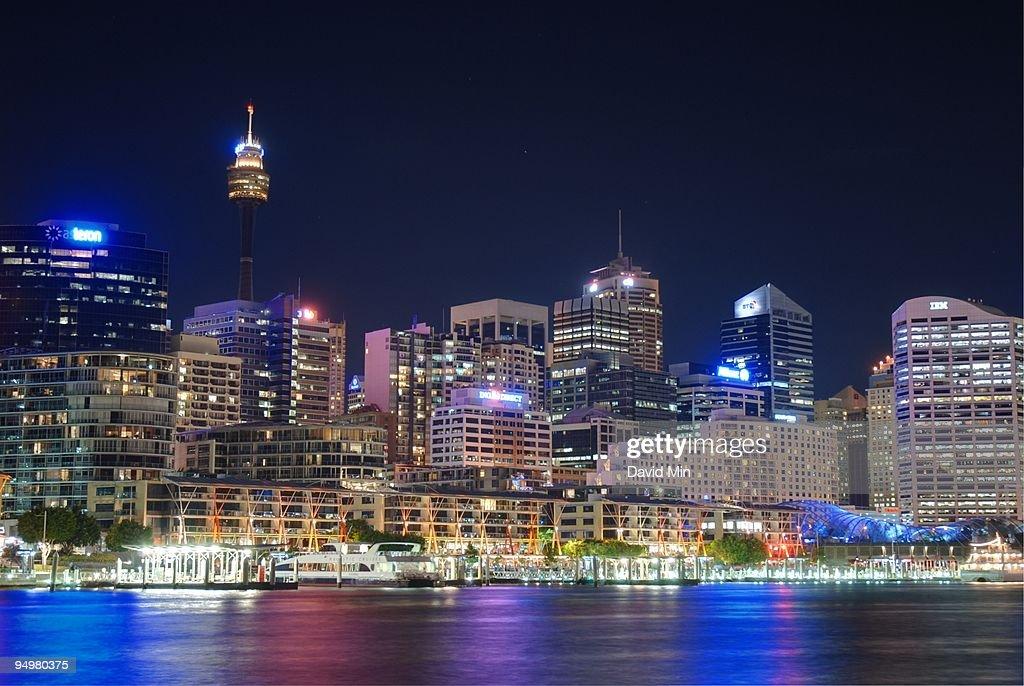 Sydney - Darling Harbour : Stock Photo