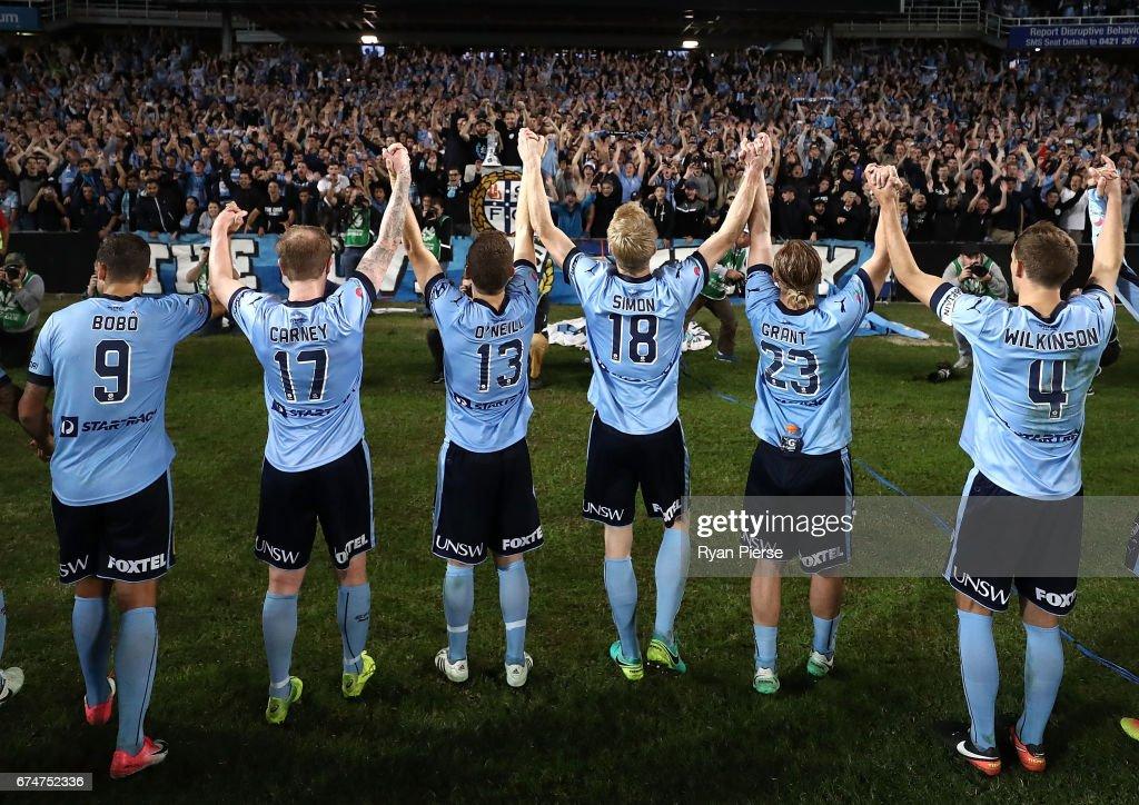A-League Semi Final - Sydney v Perth : News Photo