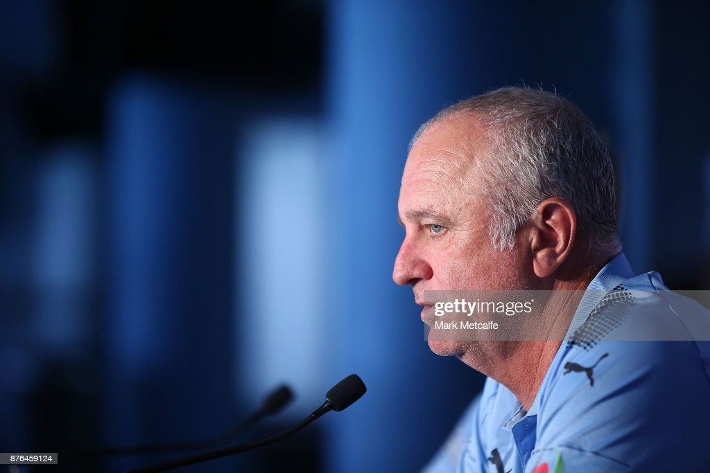 FFA Cup Final: Press Conference