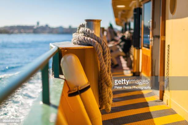 sydney ferries - ferry stock photos and pictures