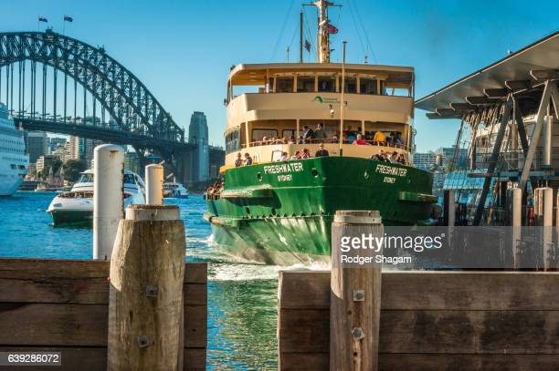sydney ferry boat - ferry stock pictures, royalty-free photos & images