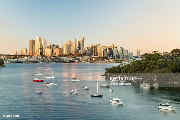 Sydney form Waverton.