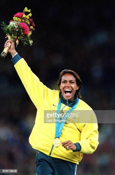 SYDNEY 2000 Sydney FRAUEN/400m Cathy FREEMAN/AUS GOLD