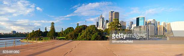 Sydney From The Opera House
