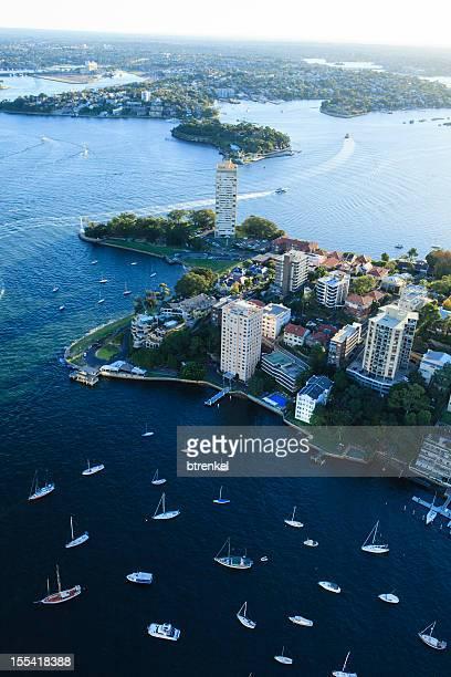 Sydney harbour - Blues Point Reserve