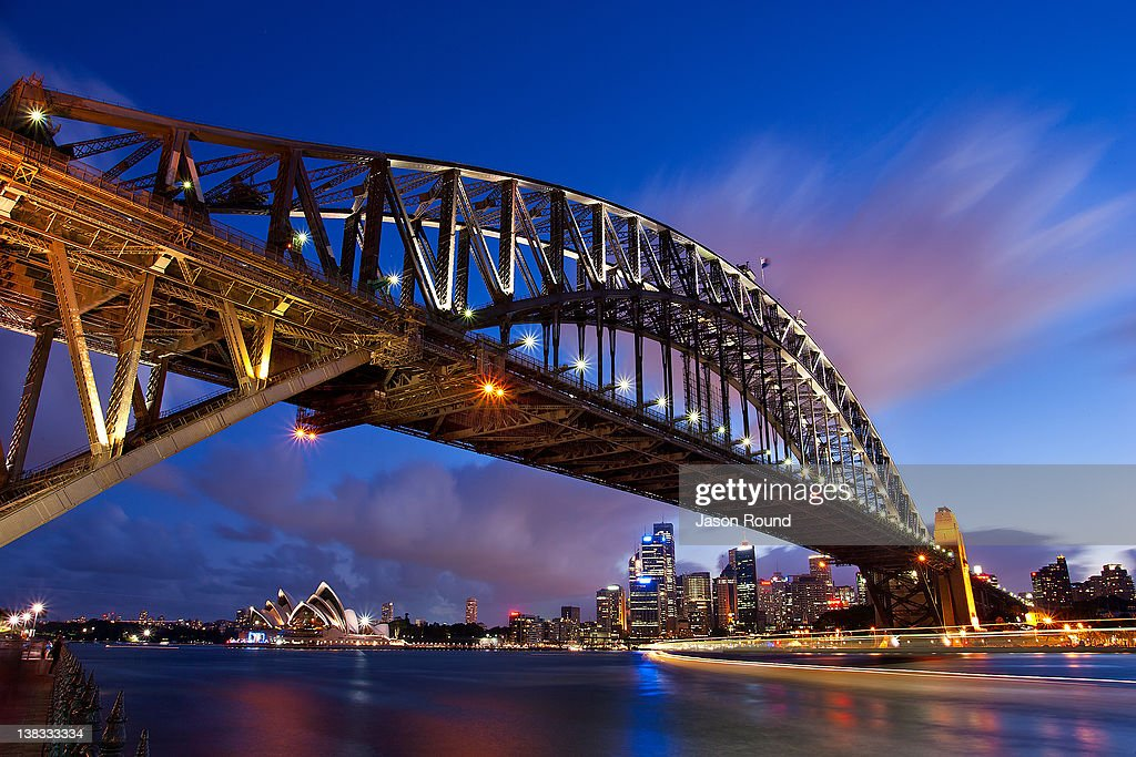 sydney harbour bridge and opera house picture id138333334 - View Photos Sydney Opera House Harbour Bridge  Images