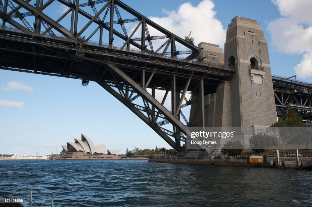 sydney harbour bridge and opera house picture id871428898 - 17+ Photo Sydney Opera House Harbour Bridge  PNG