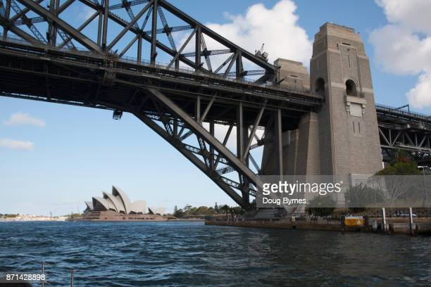 Sydney Harbour Bridge and Opera House
