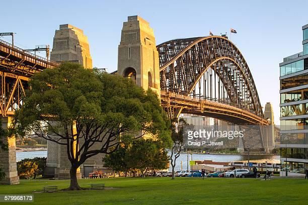 Sydney Harbour Bridge from Bradfield Park