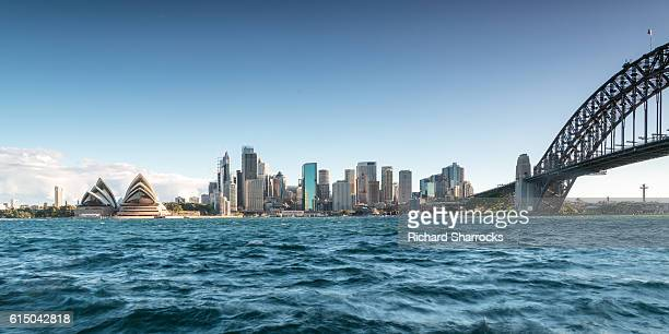 sydney harbour - sydney stock pictures, royalty-free photos & images