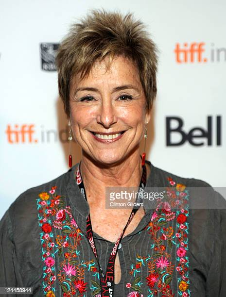 Sydney Levine Founder of Sydneysbuzzcom CoFounder of FilmFinders speaks at From Stitch To Screen Contemporary Canadian Costume Design at Filmmaker's...