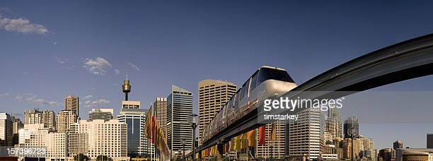sydney monorail - flag of nova scotia stock pictures, royalty-free photos & images