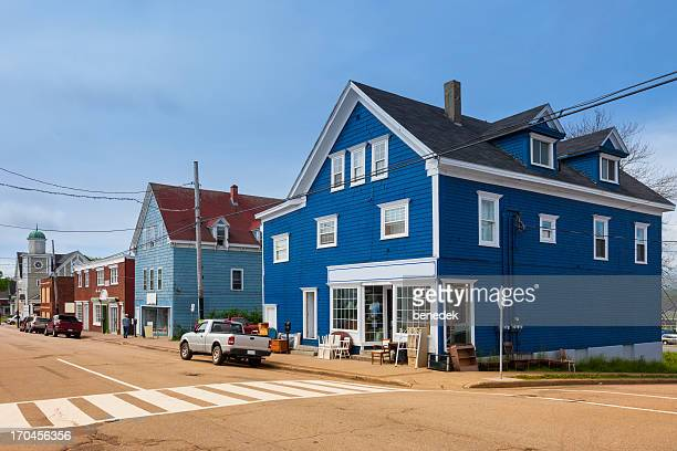 sydney, nova scotia, canada - nova scotia stock pictures, royalty-free photos & images