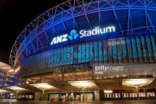 Sydney Olympic Park - ANZ Stadium (Go The Blues)