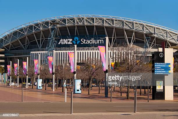 Sydney Olympic Park - ANZ Stadium