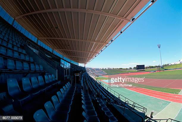 sydney olympic stadium - olympic stadium stock pictures, royalty-free photos & images