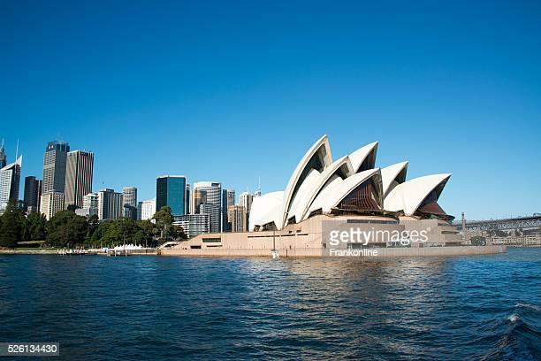 Ópera de Sydney, Austrália em Circular Quay