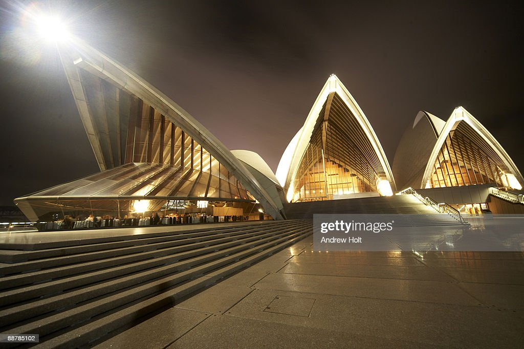 sydney opera house at night australia picture id88785102 - 27+ Sydney Opera House Night Photos  Pics
