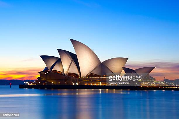 sydney opera house australia - sydney stock pictures, royalty-free photos & images