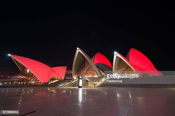 Sydney Opera House, Chinese New Year