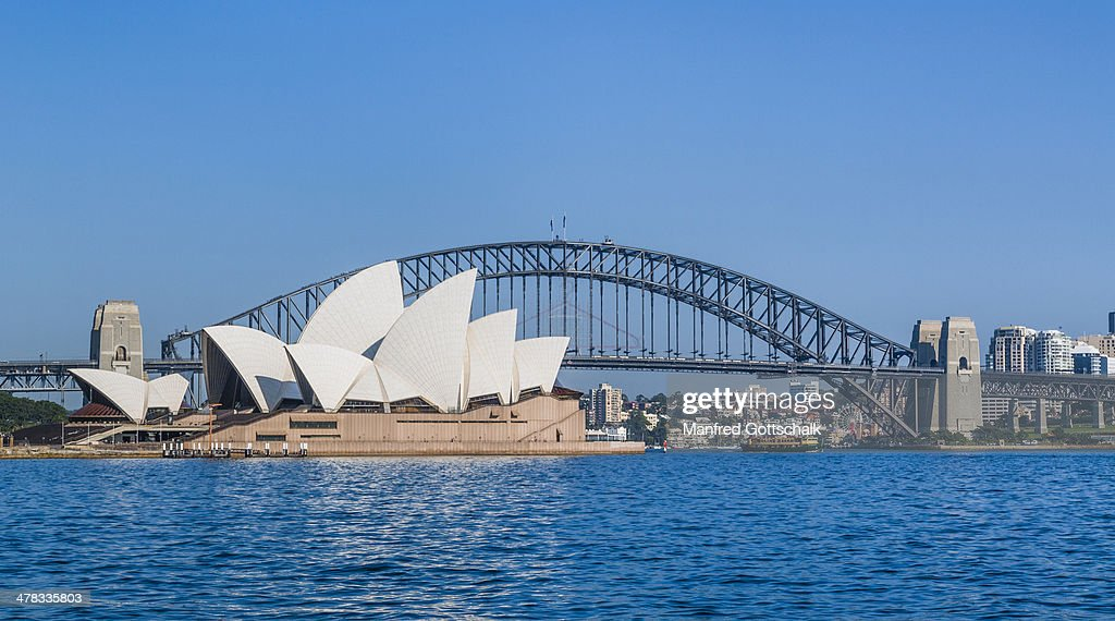 sydney opera house harbour bridge picture id478335803 - Get Images Of Sydney Harbour Bridge And Opera House  Background