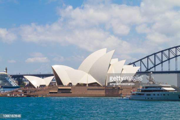 シドニー ・ オペラハウス - シドニー・オペラハウス ストックフォトと画像