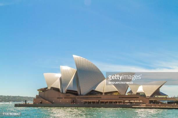 sydney opera house - sydney opera house stock pictures, royalty-free photos & images