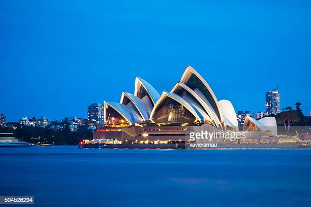 sydney opera house - teatro de ópera - fotografias e filmes do acervo