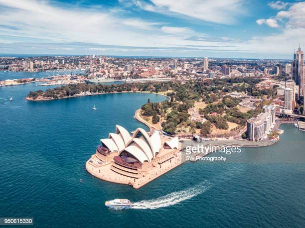 sydney opera house - australia stock pictures, royalty-free photos & images