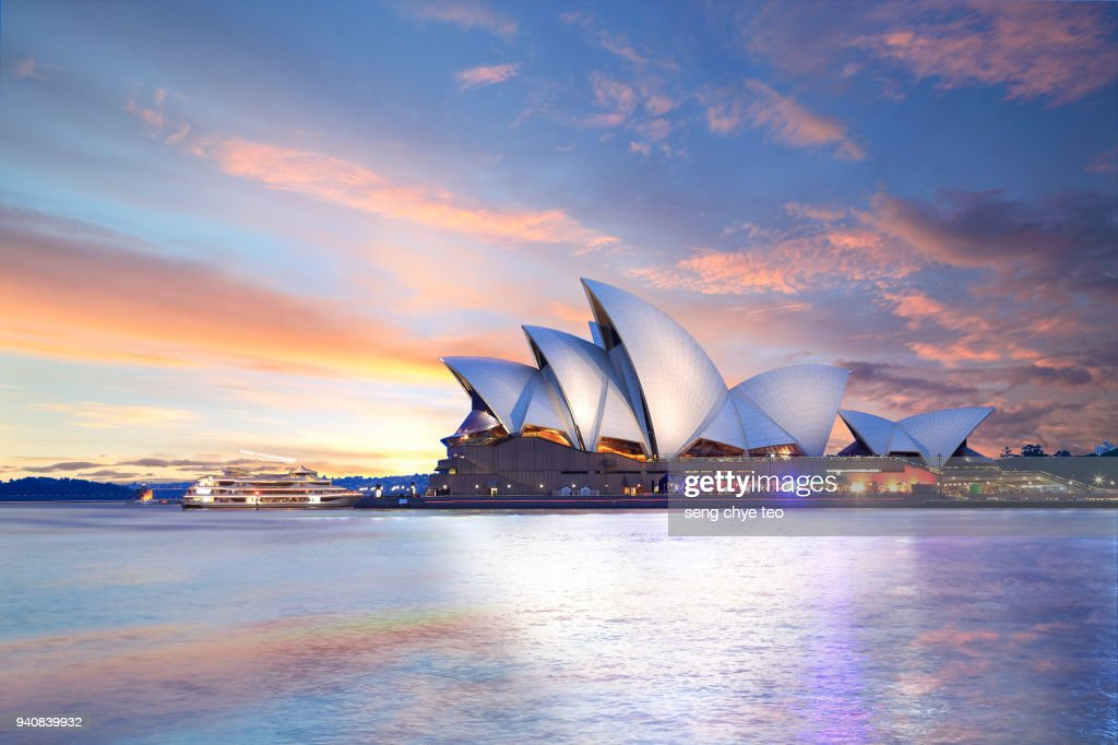 sydney opera house scenery picture id940839932 - 41+ Sydney Opera House Stock Photo  Images