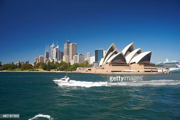 sydney opera house, sydney, australia - sydney stock pictures, royalty-free photos & images