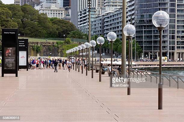 Sydney Opera House Western Broadwalk