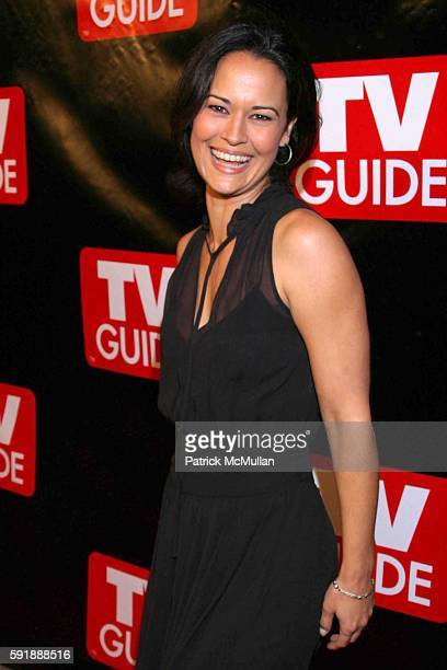 Sydney Penny attends Party Celebrating The Launch of the New Big TV Guide at Home and Guest House on October 11 2005 in New York City