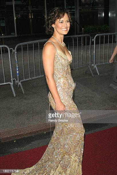 Sydney Penny during 31st Annual Daytime Emmy Awards Arrivals at Radio City Music Hall in New York City New York United States