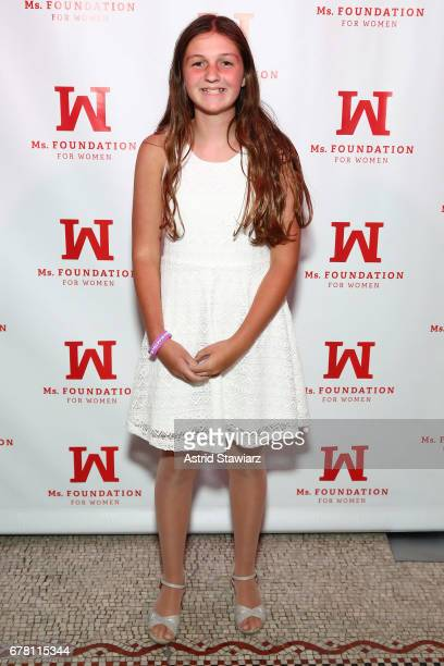 Sydney Phillips attends the Ms. Foundation for Women 2017 Gloria Awards Gala & After Party at Capitale on May 3, 2017 in New York City.