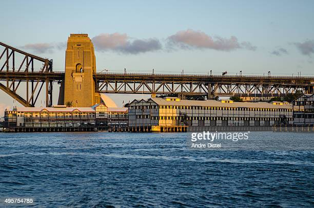 CONTENT] Sydney Pier One Hotel and Harbour Bridge NSW Australia