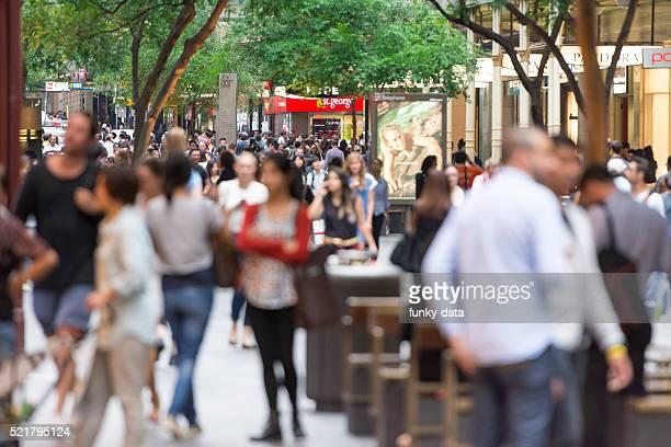Sydney Pitt Street