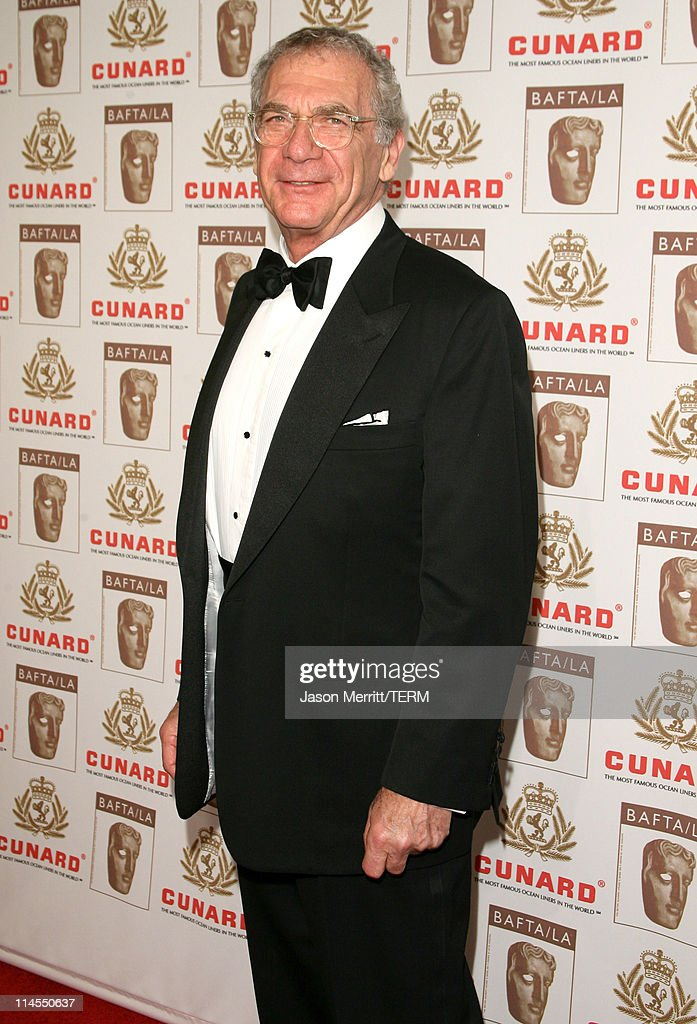 Sydney Pollack during 2006 BAFTA/LA Cunard Britannia Awards - Arrivals at Hyatt Regency Century Plaza Hotel in Los Angeles, California, United States.