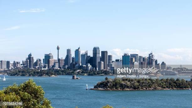 Sydney Sea & Cityscape