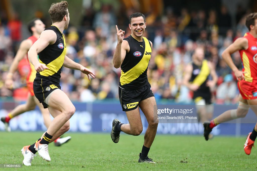 AFL Rd 16 - Gold Coast v Richmond : News Photo
