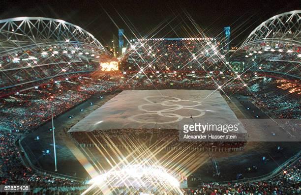 SYDNEY 2000 Sydney STADION