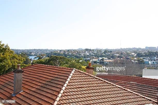 Sydney Suburban Rooftops