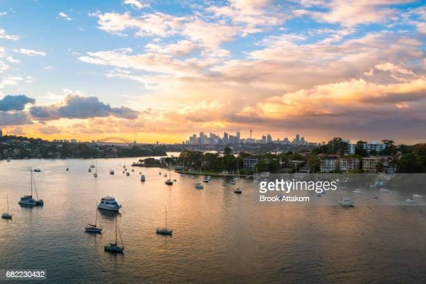 Sydney Top View.