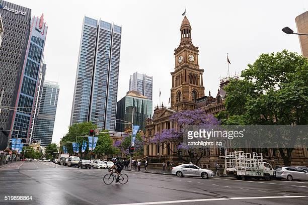 シドニー市役所、シドニーオーストラリア