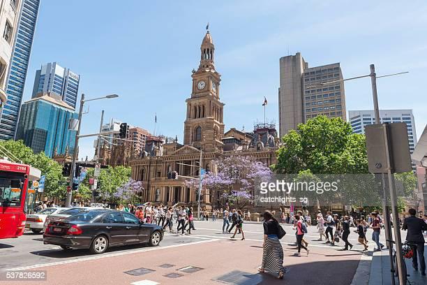 Sydney Town Hall, Sydney Australia