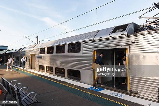 Sydney Train, Sydney Australia
