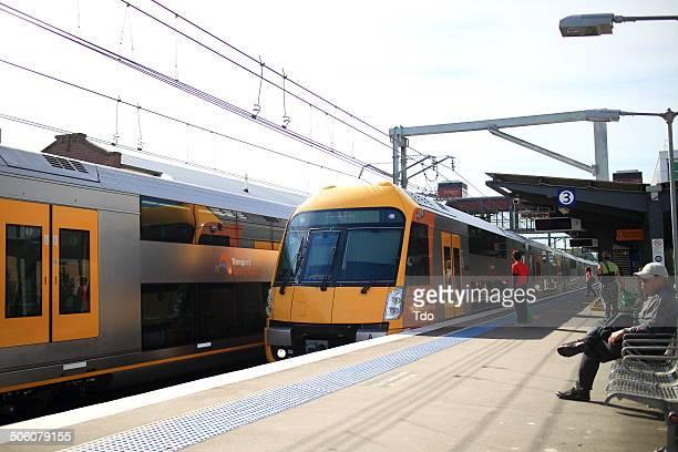 Sydney Train,Australia.